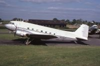 Photo: Untitled, Douglas DC-3, N54607