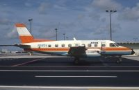 Photo: PBA - Provincetown-Boston Airline, Embraer EMB-110 Bandeirante, N58DA