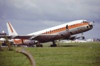 Photo: Garuda Indonesia, Douglas DC-8-50, N226UU