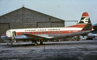 Photo: Cunard Eagle Airways, Vickers Viscount 700, G-ARKH