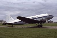 Photo: Kenting Aviation Limited, Douglas DC-3, C-GOZA