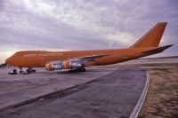 Photo: Braniff International Airlines, Boeing 747-200, N602BN