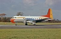 Photo: Air Ceylon, Hawker Siddeley HS-748