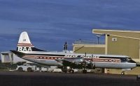 Photo: Reeve Aleutian Airways, Lockheed L-188 Electra, N1968R