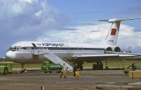 Photo: Aeroflot, Ilyushin IL-62, CCCP-86489