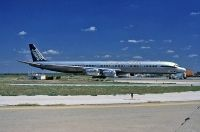 Photo: Flying Tigers, Douglas DC-8-73, D-ADUO