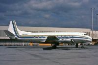 Photo: Untitled, Vickers Viscount 700, N555SL