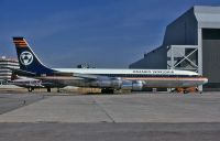 Photo: Ontario Worldair, Boeing 707-300, C-GRYO