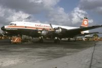 Photo: ChallengAir, Douglas DC-6, N3492F