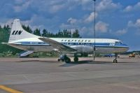Photo: Linjeflyg, Convair CV-440, SE-CCN