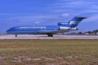 Photo: Braniff International Airlines, Boeing 727-100, N7289