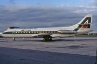 Photo: Alitalia, Sud Aviation SE-210 Caravelle, I-DAXU