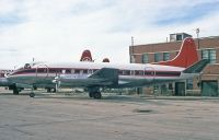 Photo: Viscount Air Service, Vickers Viscount 700, CF-TIF