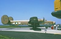 Photo: United States Air Force, Consolidated Vultee B-24 Liberator, N12905