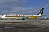 Photo: Arrow Air, Boeing 707-300, N707GB