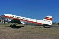 Photo: Air Charter Centre, Douglas C-47, VH-AGU