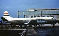 Photo: Misair, Vickers Viscount 700, SU-AKW