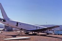 Photo: Untitled, Douglas DC-8-50, N8010U