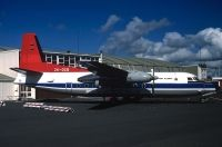 Photo: Mount Cook Airline(s), Fokker F27 Friendship, ZK-DCB