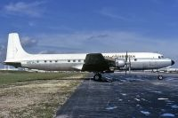 Photo: Florida Caribbean, Douglas DC-7, N357AL