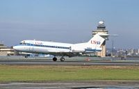 Photo: USAir, Fokker F28, N469US