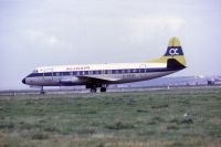 Photo: Alidair, Vickers Viscount 800, G-ASED