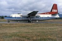 Photo: New Zealand Ministry of Transport, Fokker F27 Friendship