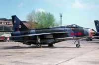 Photo: Royal Air Force, English Electric Lightning, XS921