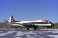 Photo: Untitled, Vickers Viscount 700, N905