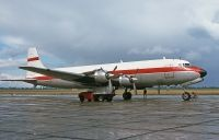 Photo: Zantop International Airlines, Douglas DC-6, N4913R