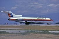 Photo: United Airlines, Boeing 727-100, N7005U