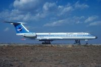 Photo: Syrian Air, Tupolev Tu-134, YK-AYE