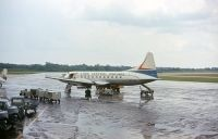 Photo: Lake Central, Convair CV-340, N73124