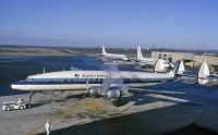 Photo: Eastern Air Lines, Lockheed Super Constellation, N6239G