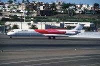 Photo: PSA - Pacific Southwest Airlines, McDonnell Douglas MD-80, N829HA