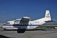 Photo: Piedmont Commuter, CASA C-212, N217TA