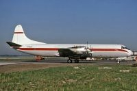 Photo: Zantop International Airlines, Lockheed L-188 Electra, N342HA