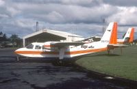 Photo: Fiji Airways, Britten-Norman BN-2A Islander, DQ-FCN