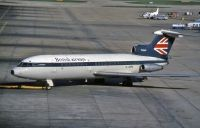 Photo: British Airways, Hawker Siddeley HS121 Trident, G-ARPK