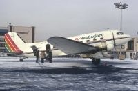 Photo: Air New England, Douglas DC-3, N33654