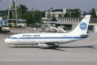 Photo: Pan Am, Boeing 737-200, N64AF