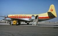 Photo: Huns Air, Vickers Viscount 700