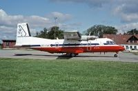 Photo: SLV, Nord N-262, OY-IVA