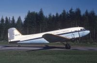 Photo: Northern Peninsula Fisheries, Douglas DC-3, N21713