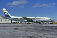 Photo: Aviaco, Douglas DC-8-50