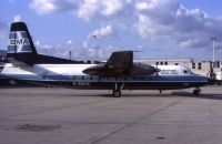 Photo: British Midland Airways, Fokker F27 Friendship, G-BMAE