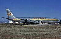 Photo: Guy-America, Boeing 707-100, N7583A