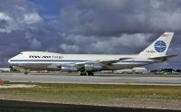Photo: Pan Am Cargo, Boeing 747-200, N905PA