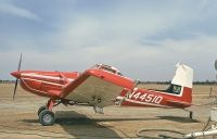 Photo: Untitled, Cessna 188 Ag-truck, N4451Q