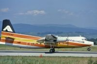 Photo: Air Alsace, Fokker F27 Friendship, F-GCMR
